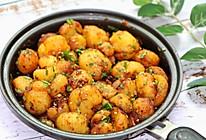 好吃到舔手指的香煎小土豆的做法