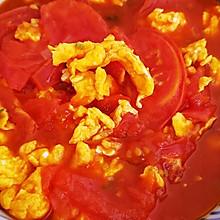 西红柿炖鸡蛋