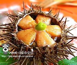 最原生态的海胆吃法的做法