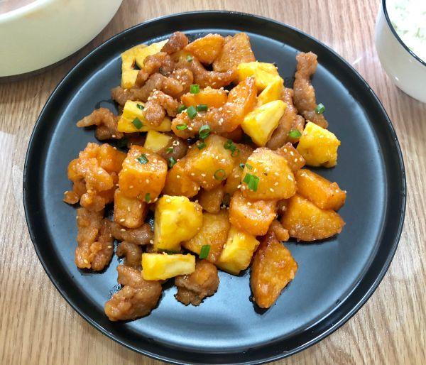 闽菜-荔枝肉的做法