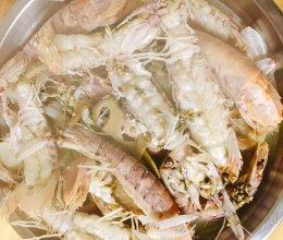 涮濑尿虾的做法