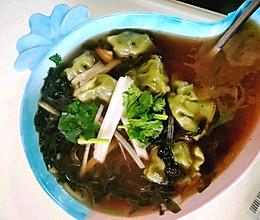 小汤水饺的做法