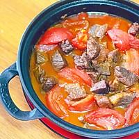 贴秋膘  牛肉爱上西红柿【西红柿炖牛肉】的做法图解16
