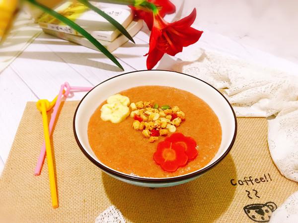 枫糖果蔬思慕雪#520,美食撩动TA的心!#的做法