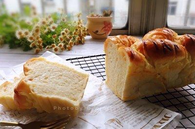 超柔软奶酪吐司(水合法)
