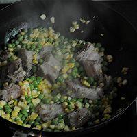 #苏泊尔巧易旋压力快锅#青豆玉米排骨饭的做法图解3