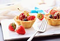 花生酱水果塔#趣味挤出来 及时享美味#的做法