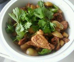 黄焖鸡(家常炒鸡块的做法