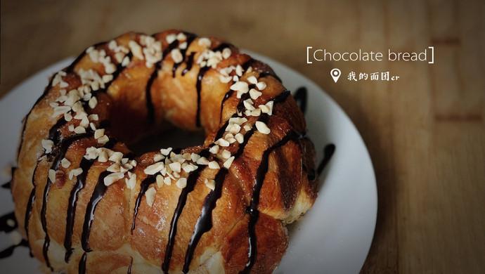 巧克力猴子面包