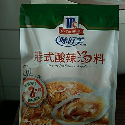 酸辣汤的做法 步骤8