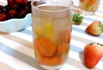甘蔗红萝卜莲藕甜汤的做法