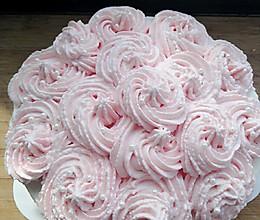 八寸戚风奶油蛋糕裱花简单版的做法