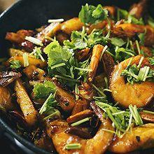 干锅香辣虾 | 味蕾时光