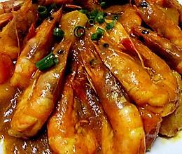 印度咖喱虾的做法