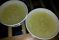 西兰花梗汤的做法