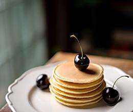 经典美式早餐,松饼(Pancake)的做法