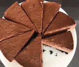 """#""""佳""""节好滋味#巧克力慕斯蛋糕的做法"""