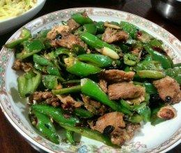 异常简单的小炒肉的做法