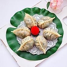 #母亲节,给妈妈做道菜#辣椒叶酱肉包