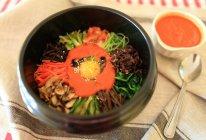 石锅拌饭(비빔밥/Bibimbap)的做法