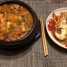 来一份朴实无华的韩式大酱汤