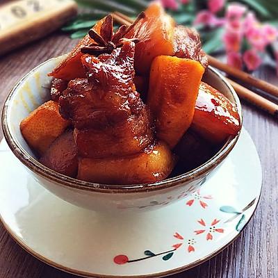 苏州笋烧肉