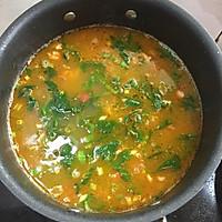 西红柿羊杂汤的做法图解13