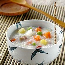 江南风味的咸鲜腊八粥