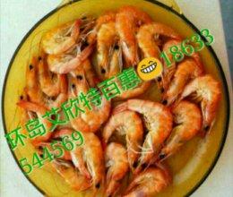 特百惠盐焗虾(特百惠5.7多用锅)的做法