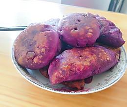 紫薯盒子的做法