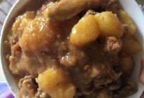 土豆焖鸭肉的做法