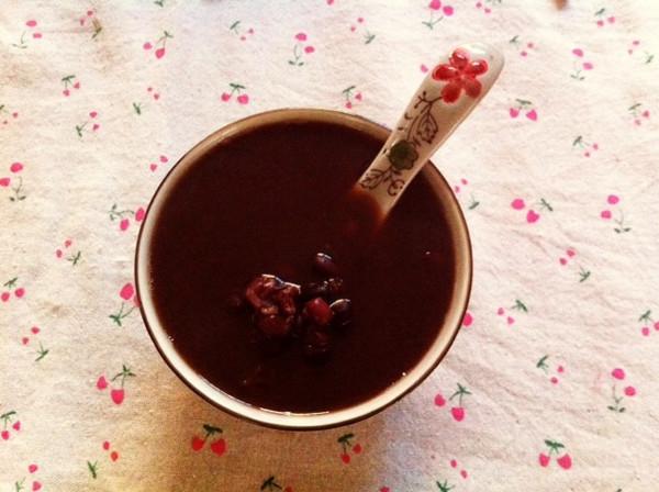 冬日养肾双豆汤的做法