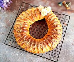 花环面包的做法