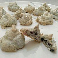 蓝莓蛋白饼干