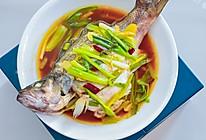 #美食视频挑战赛#清蒸鲈鱼的做法