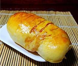 橙皮面包卷的做法