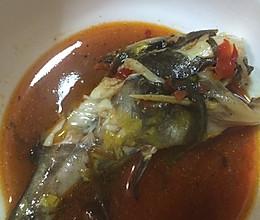 泡椒酸菜黄辣丁的做法
