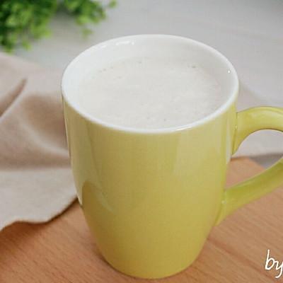 【减肥汁】山药牛奶