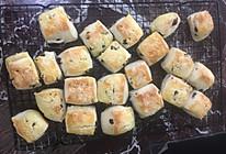 快手小面包的做法