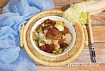 大白菜烧牛肉的做法