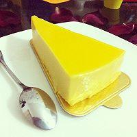 芒果慕斯蛋糕的做法圖解12
