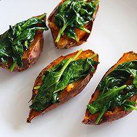 风味烤红薯#美的烤箱菜谱#的做法图解7