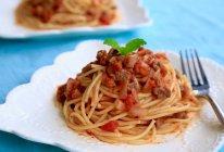 •  番茄牛肉酱意面 •  自制肉酱的做法