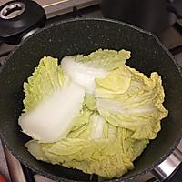 泡菜火锅的做法图解3