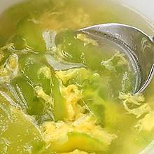 简单喷喷香,黄瓜鸡蛋汤