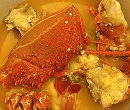 东阳功龙虾的做法
