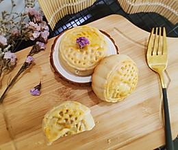 香芋Q心月饼|不同凡味的做法