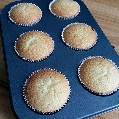 橙香小蛋糕的做法 步骤5