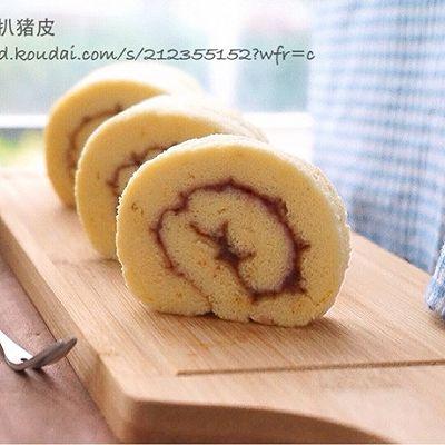 夏日【沁凉柠檬蛋糕卷】
