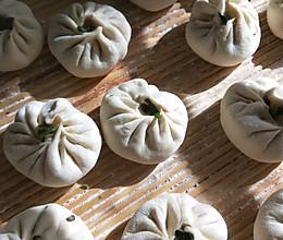 香菇青菜包的做法